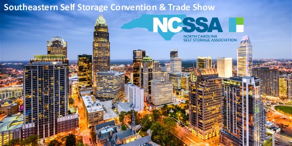 Jeff to Speak at Southeastern Self Storage Convention 2018