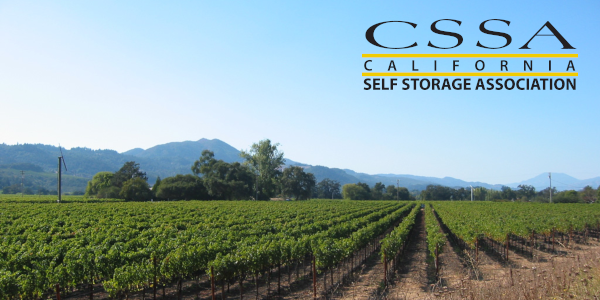 Jeff to Speak at California SSA Owners Conference 2019 in Napa